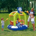 bestway-spielger-ot mit basketballkorb astro buoy play gym